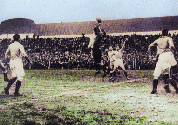 Image result for argentina vs francia 1930