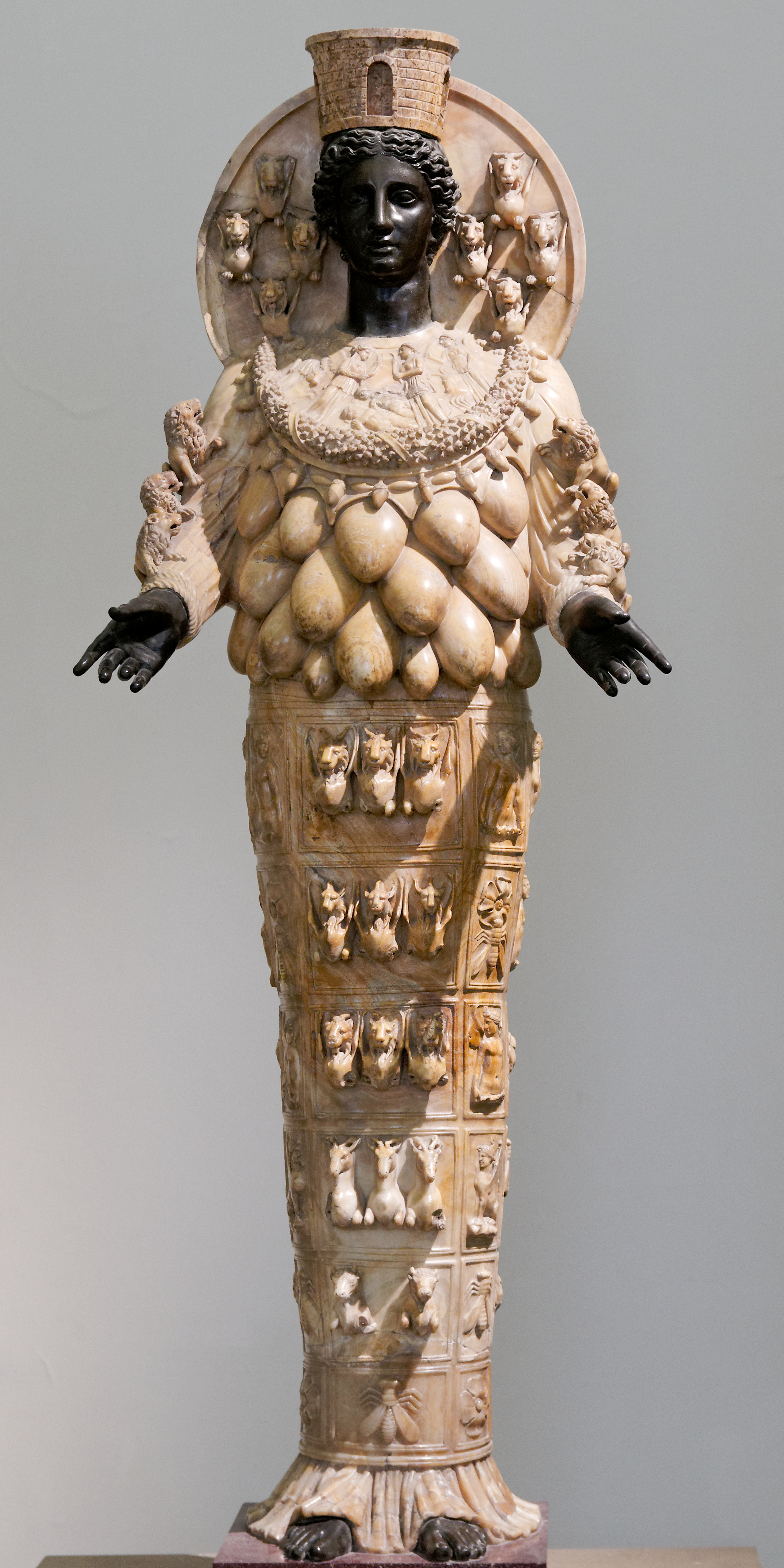 Image result for artemis in ephesus