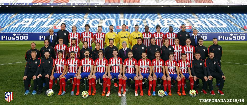 Maglia Home Atlético de Madrid J. M. Giménez