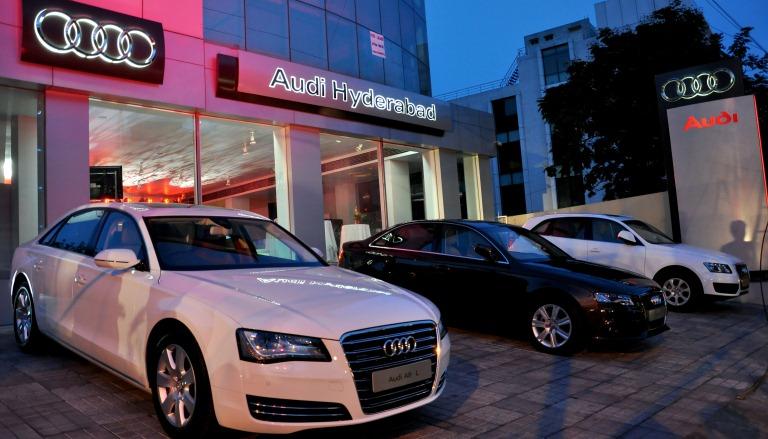 Audi Car Dealer Locator