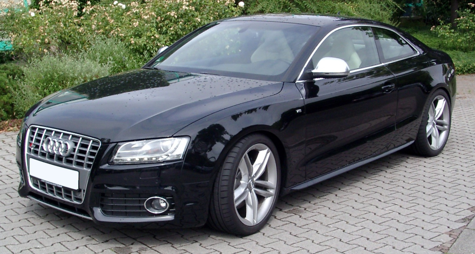 FileAudi S5 front 20080703jpg  Wikimedia Commons