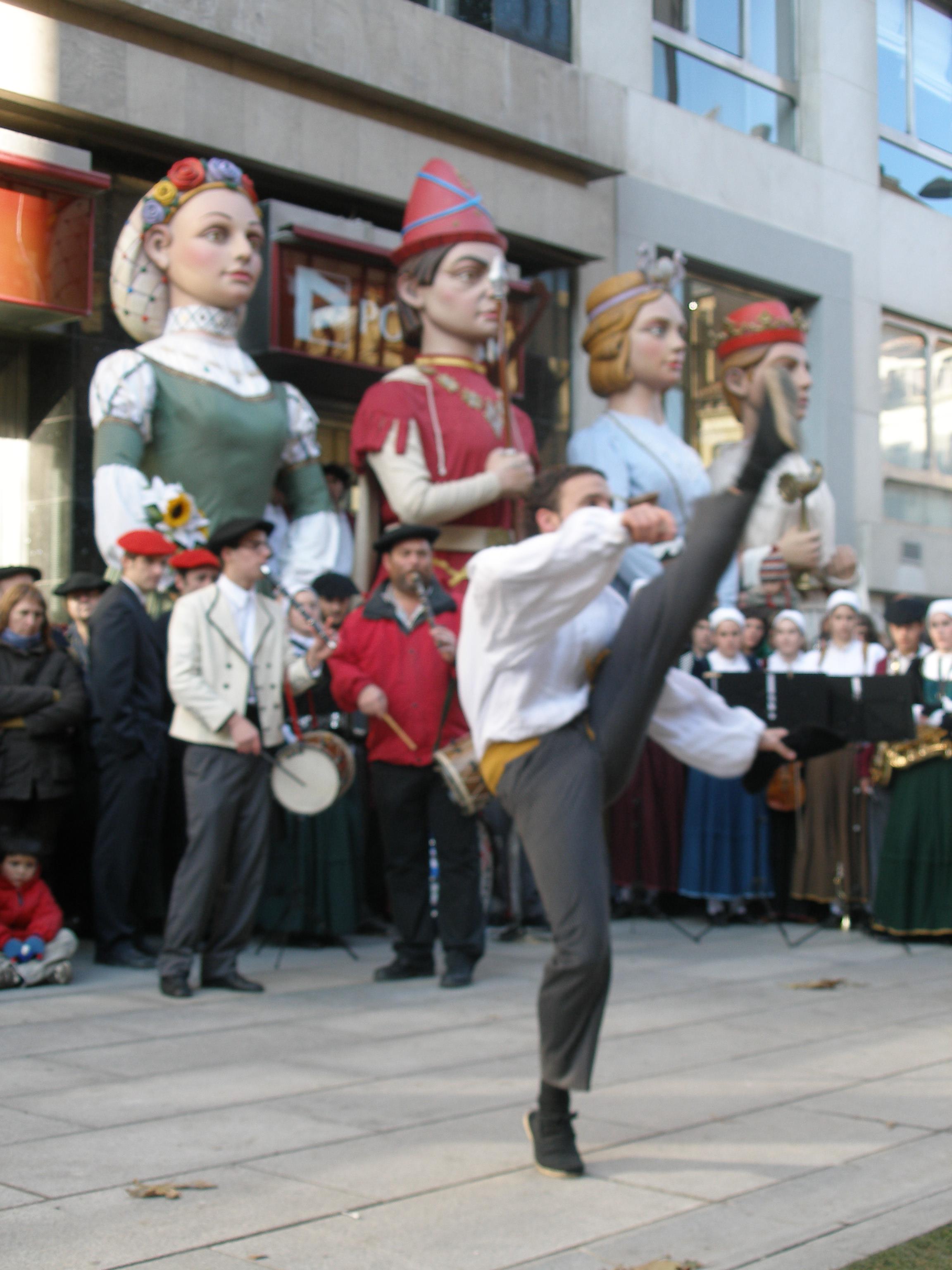 Aurresku Congreso Bilbao on Vimeo
