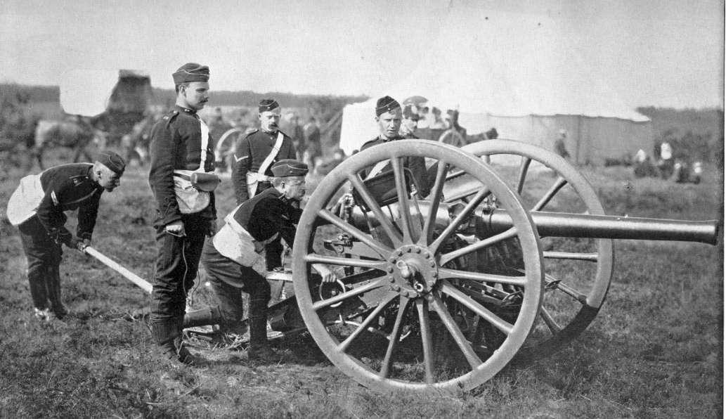 オードナンス BL 15ポンド砲 - Wikipedia