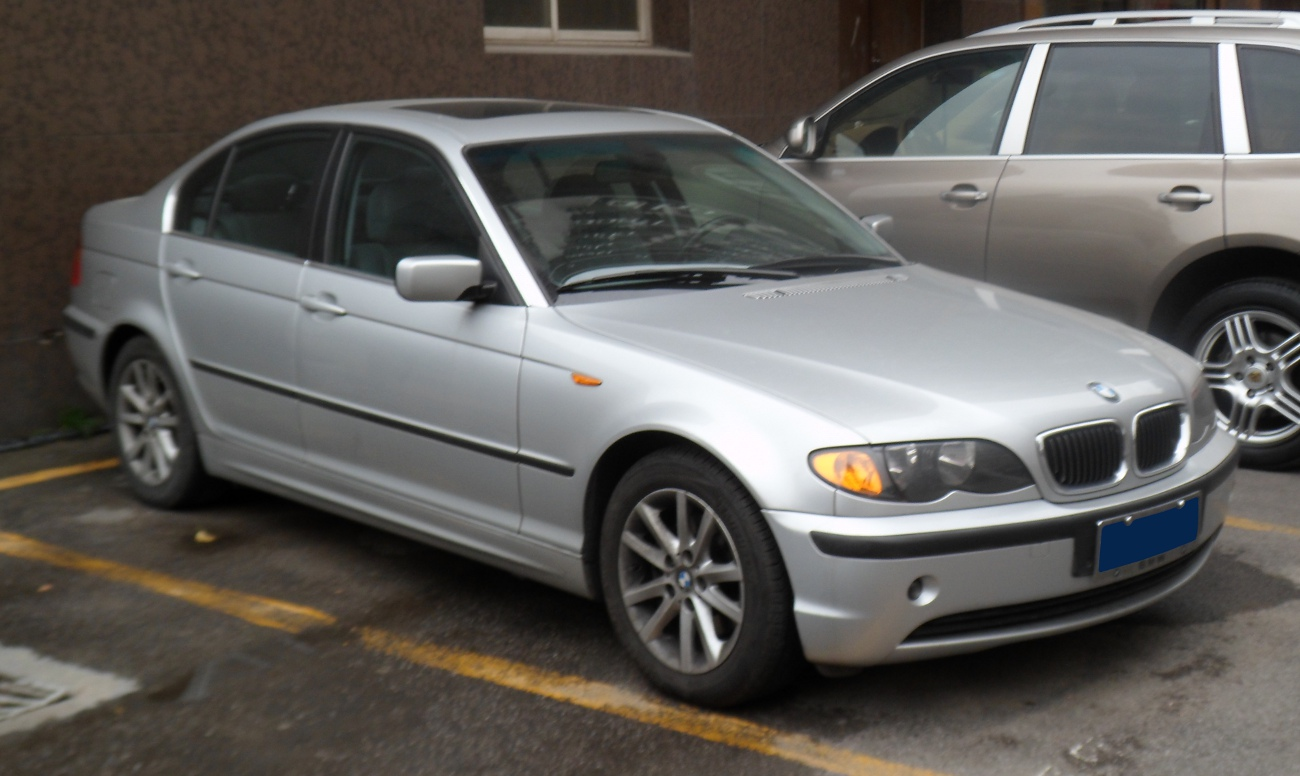 File:BMW 3-Series E46 facelift China 2012-05-12.JPG - Wikimedia Commons