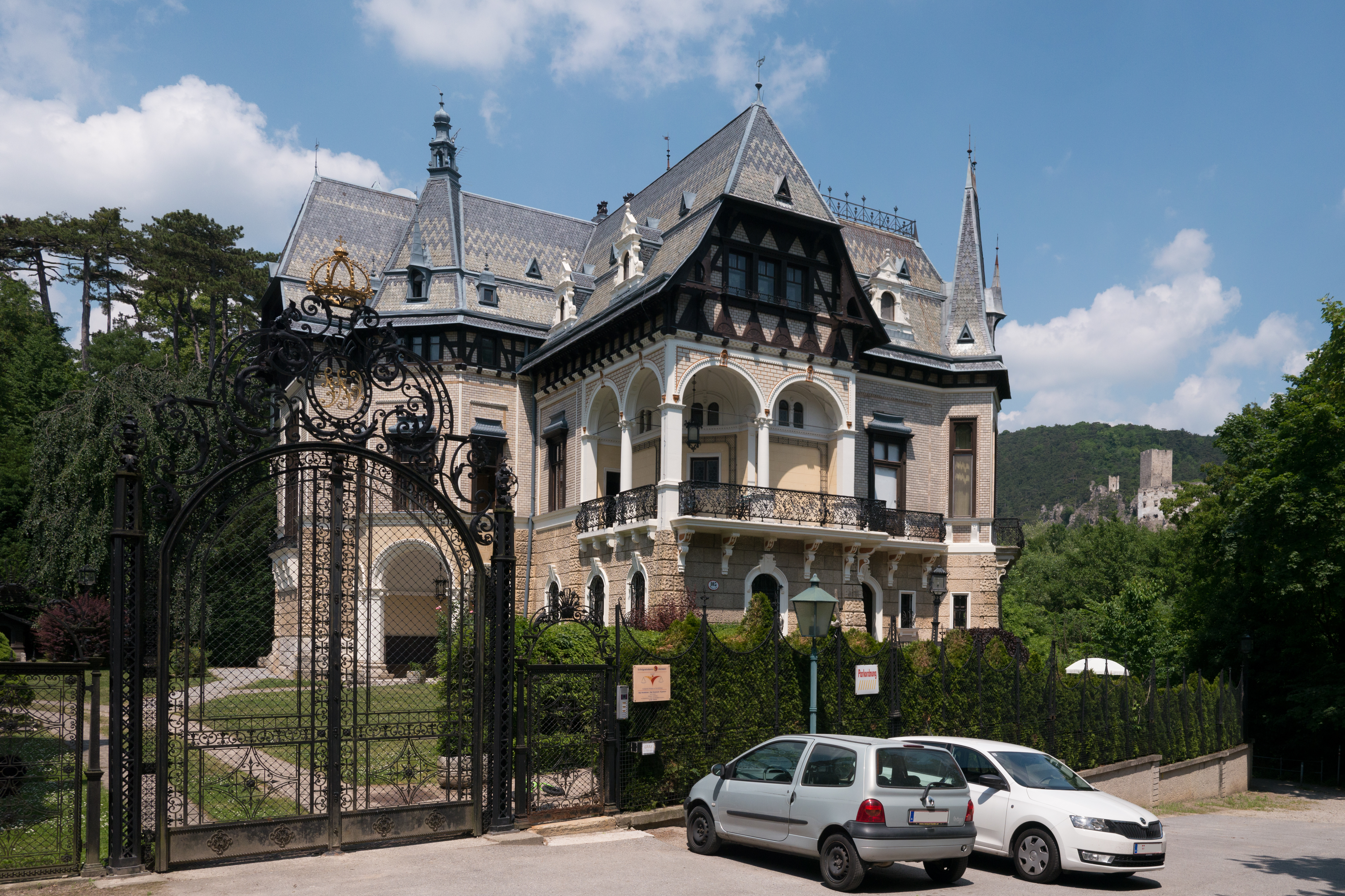 Die 4 besten Puffs und Bordelle in Baden-Baden - wer kennt
