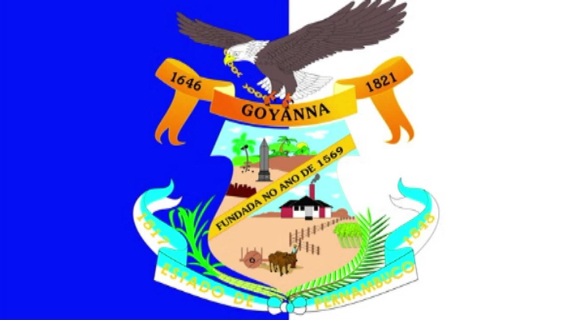 Bandeira de Goiana – Wikipédia, a enciclopédia livre