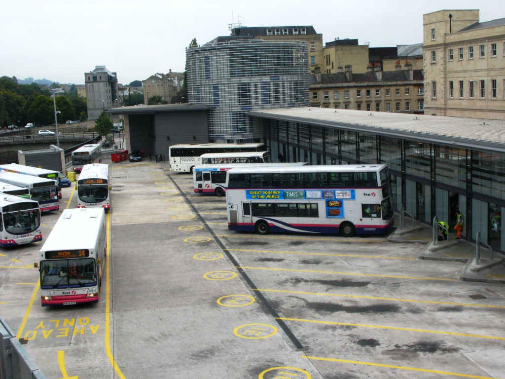 Bath Spa Bus