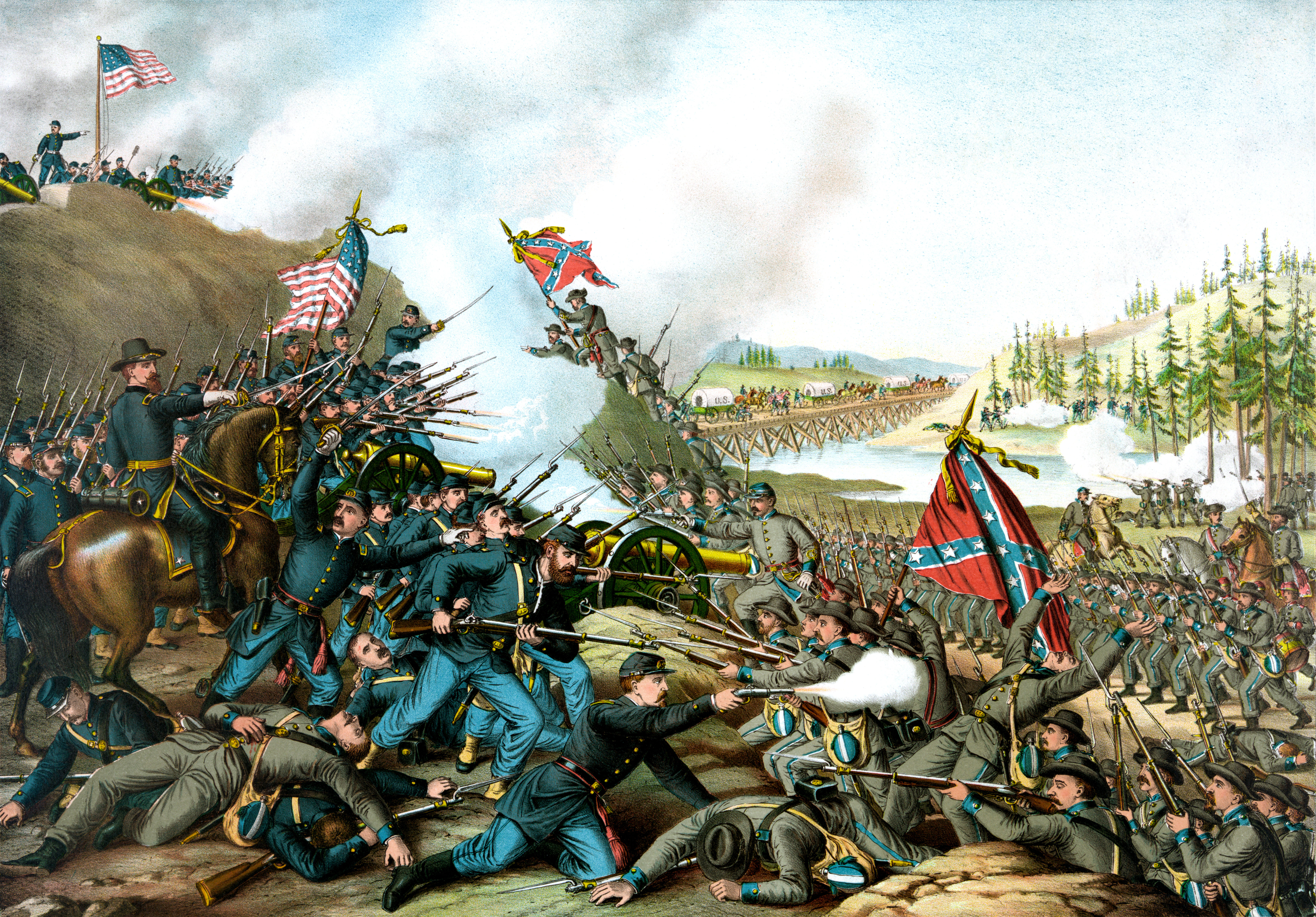 the history and importance of the battle of gettysburg during the civil war in america