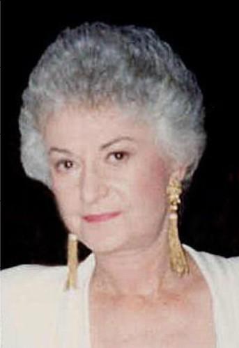 Bea Arthur Actress Bea Arthur
