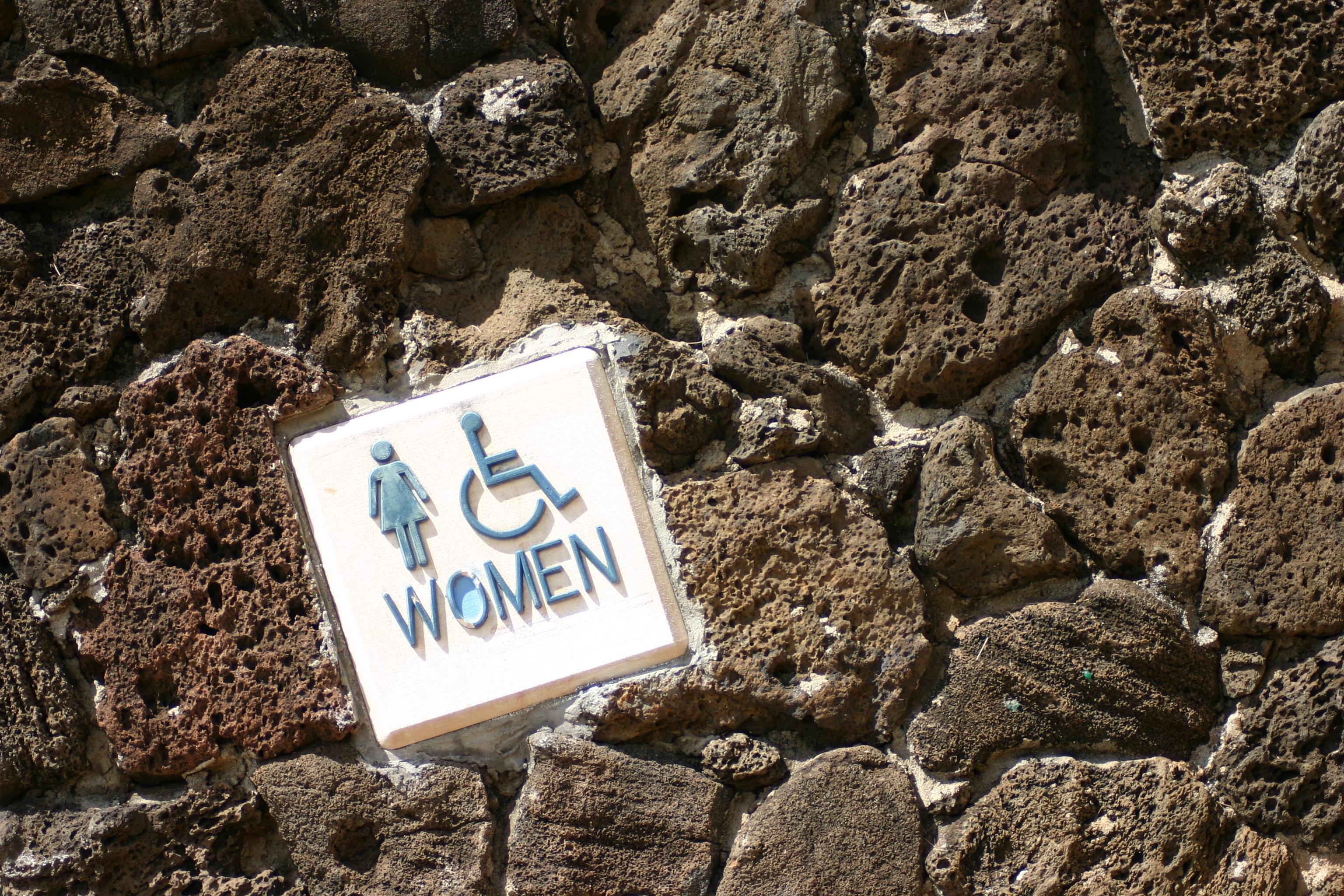 Bathroom Signs History file:beach bathroom signs - wikimedia commons