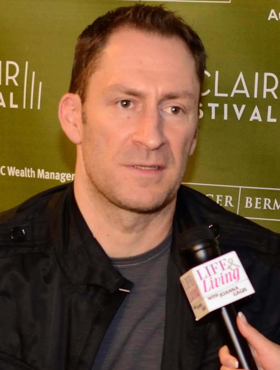 Ben Bailey. From Wikipedia ...