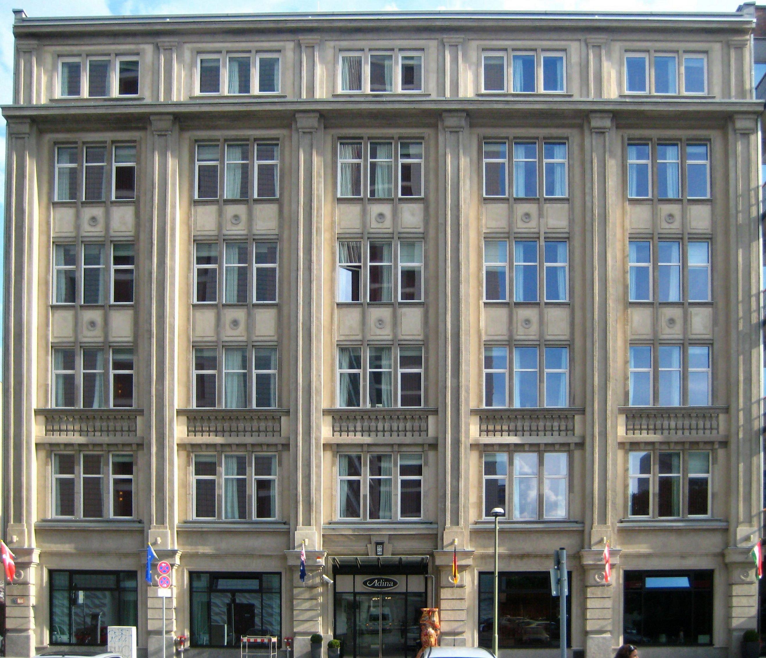 Hotel Berlin Nahe Mebegelande