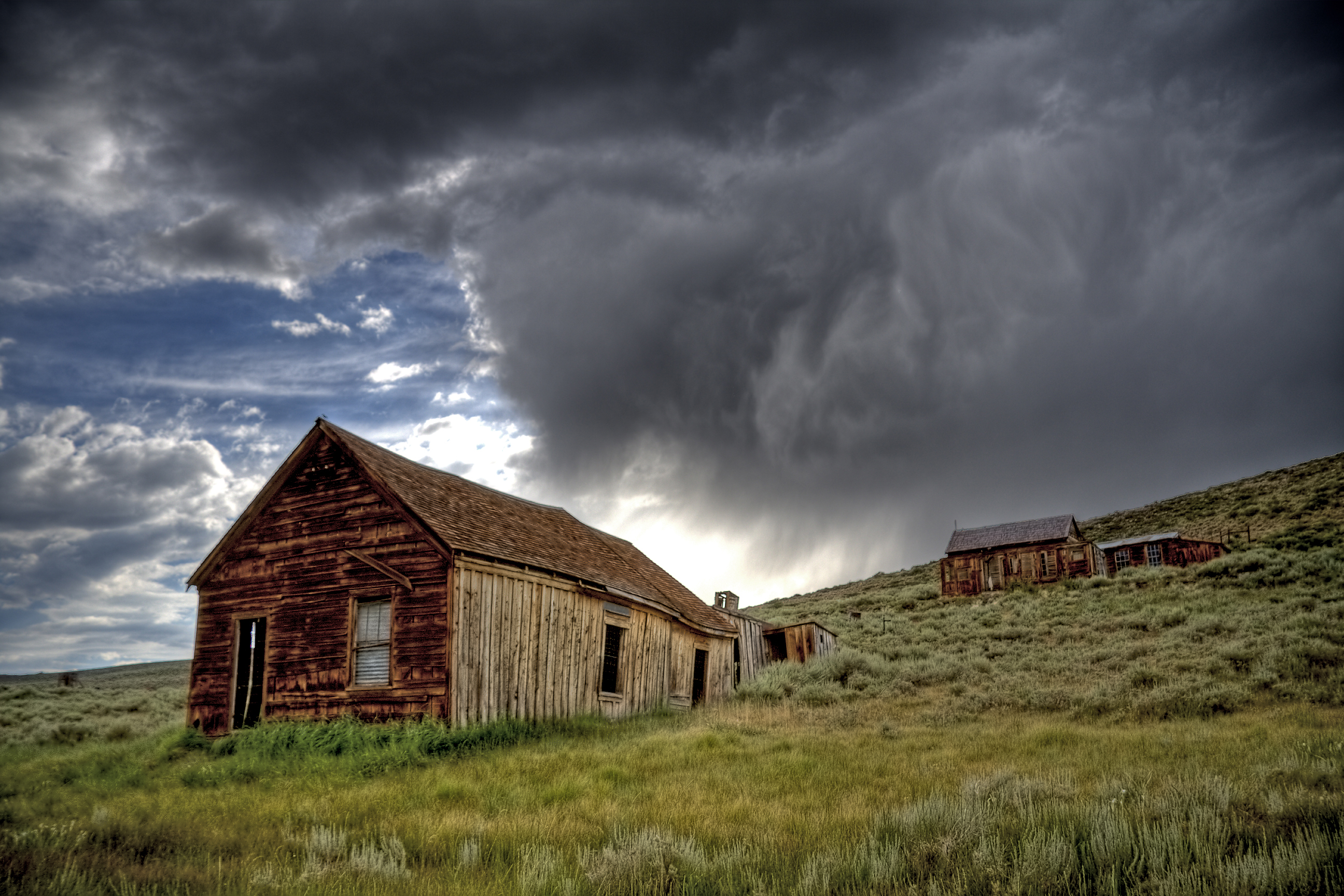 File:Bodie Ghost Town ...