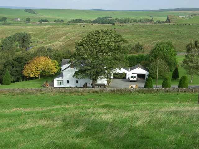 Bridge House, Haltwhistle Burn - geograph.org.uk - 244523