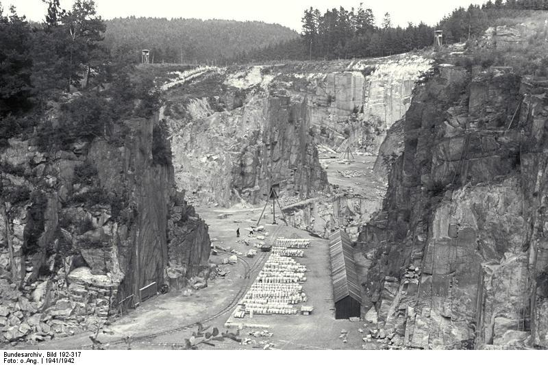 Granite Quarried In Mauthausen : Albert sauer kz kommandant wikipedia