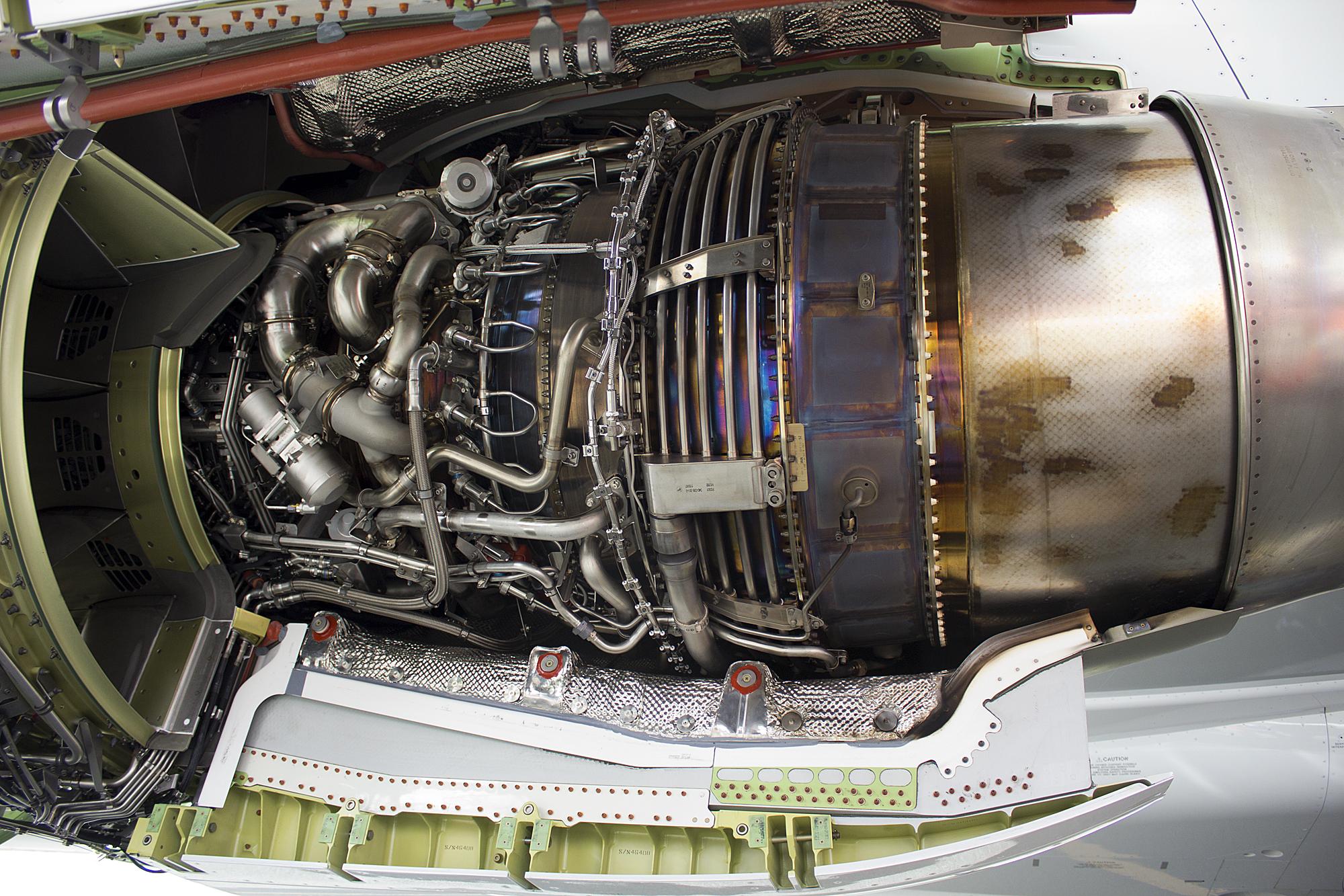 Filecfm International Cfm56 7b26 Fitted To Qantas Vh Vzy Boeing 7 3 Powerstroke Diesel Engine Diagram
