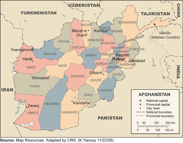 FileCRS Map Of Afghanistans Provinces Jpg - Best crs for us map