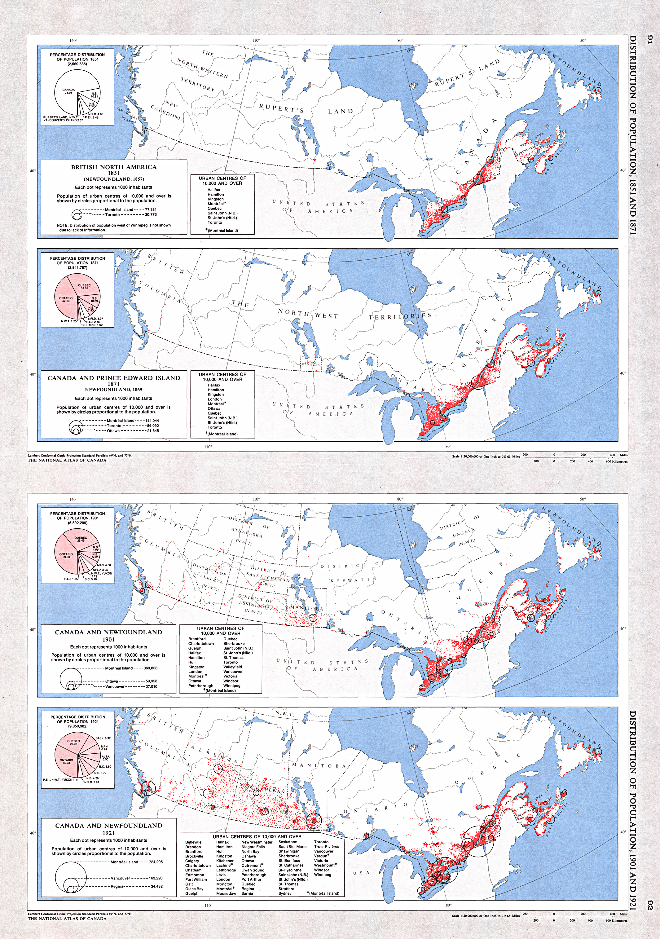 Map Of Canada Vancouver Toronto.List Of Largest Canadian Cities By Census Wikipedia