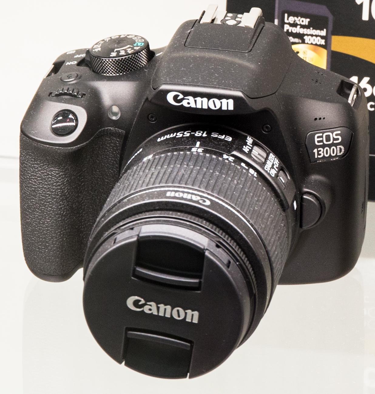 Canon EOS 1300D - Wikipedia