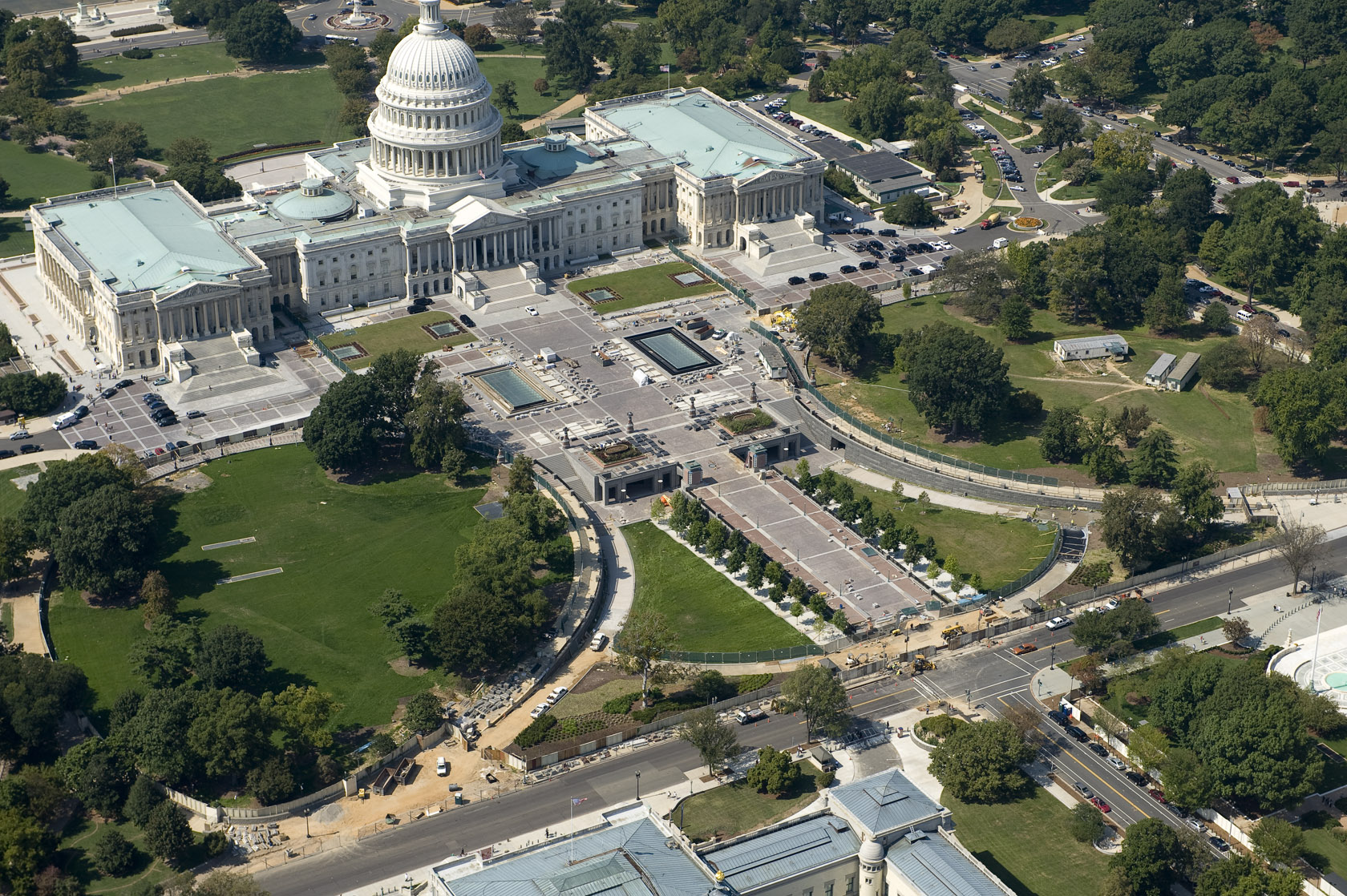 File:Capitol Visitor Center Plaza.jpg - Wikimedia Commons