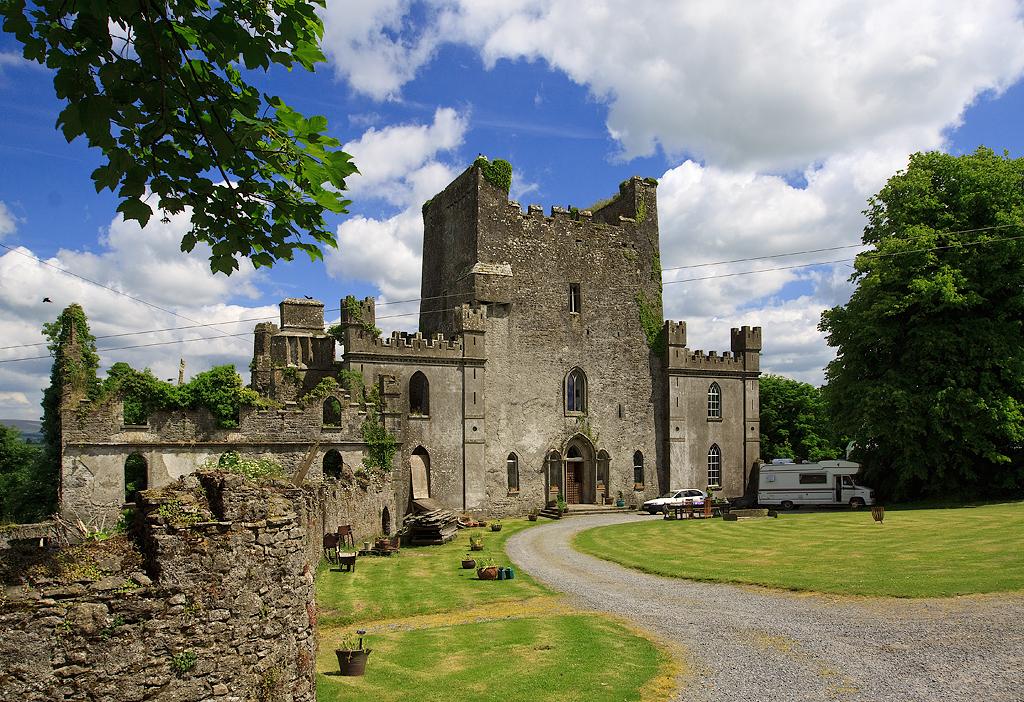 Leap Castle - Wikipedia