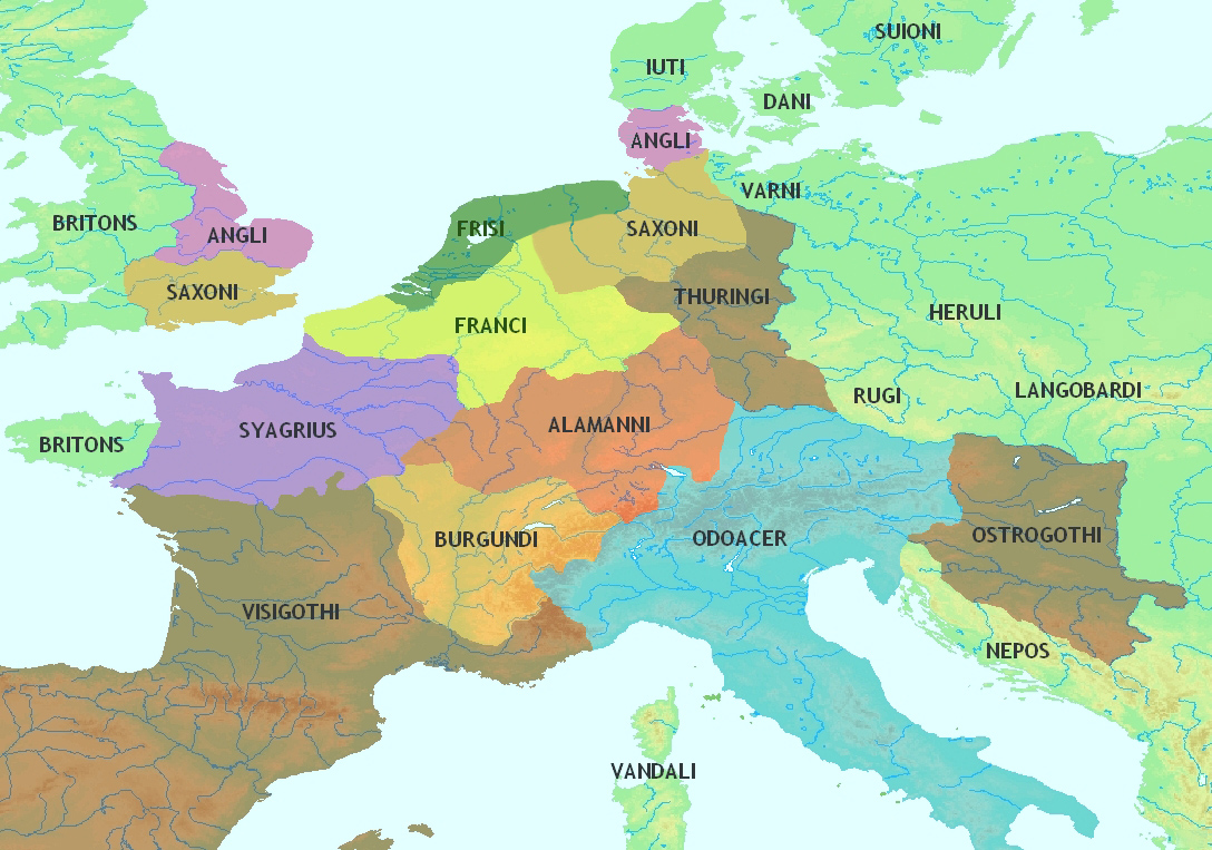 very detailed map of the roman empire in the year 211 ce. Black Bedroom Furniture Sets. Home Design Ideas