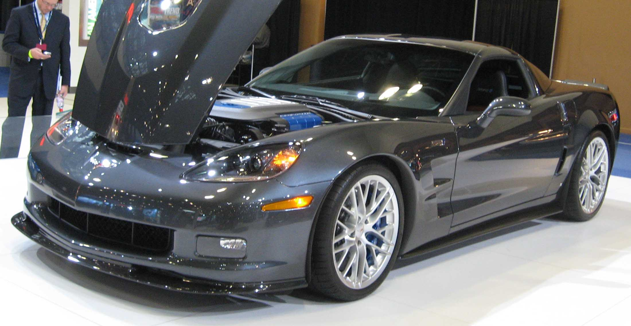 File:Chevrolet Corvette ZR1 NY