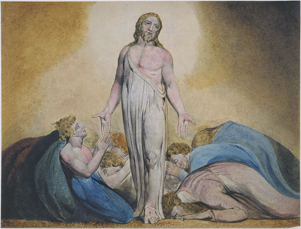 https://upload.wikimedia.org/wikipedia/commons/6/6e/Christ_Appearing_to_His_Apostles_Blake.jpg