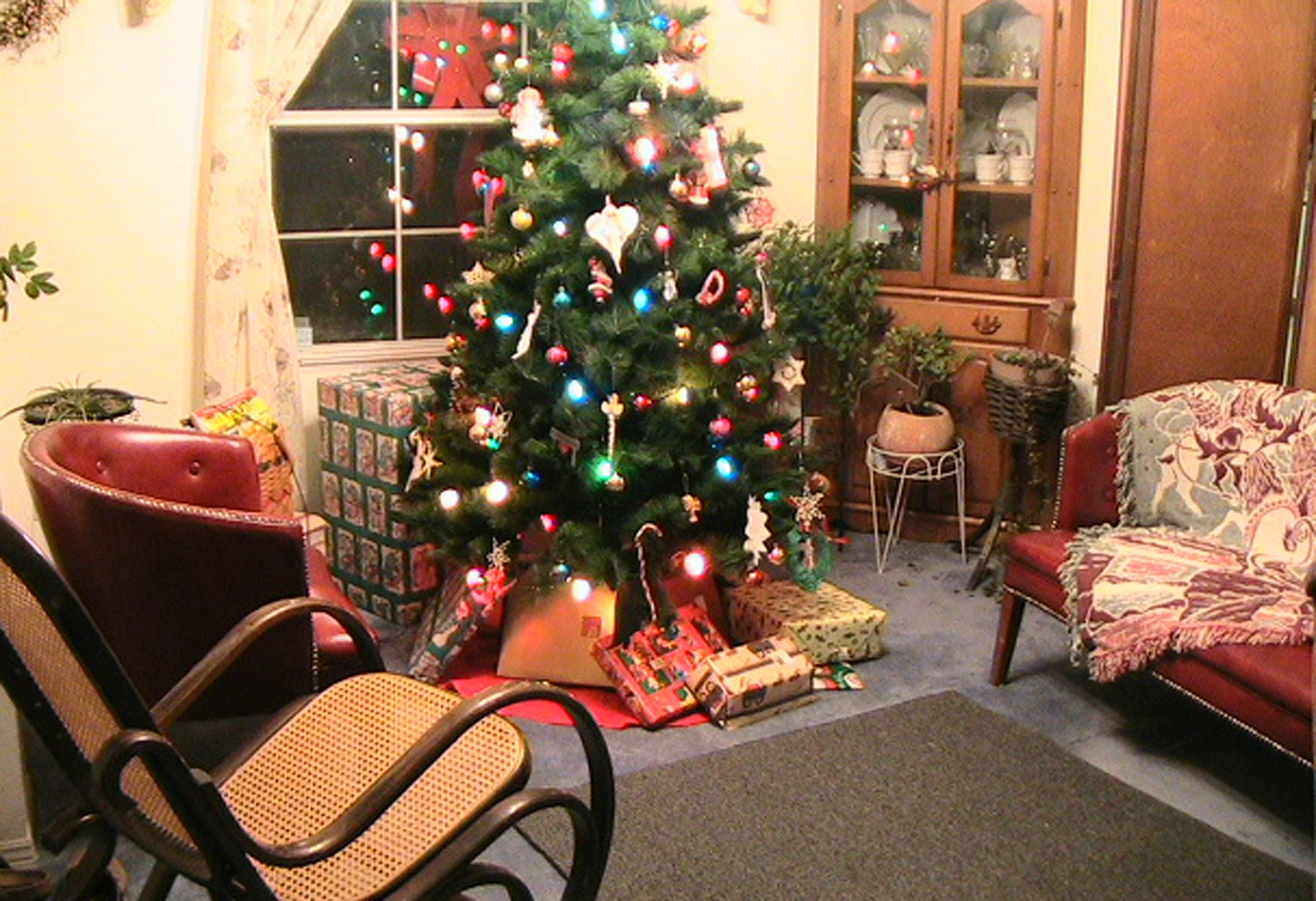 Filechristmas Room Interior Decoration Jpg