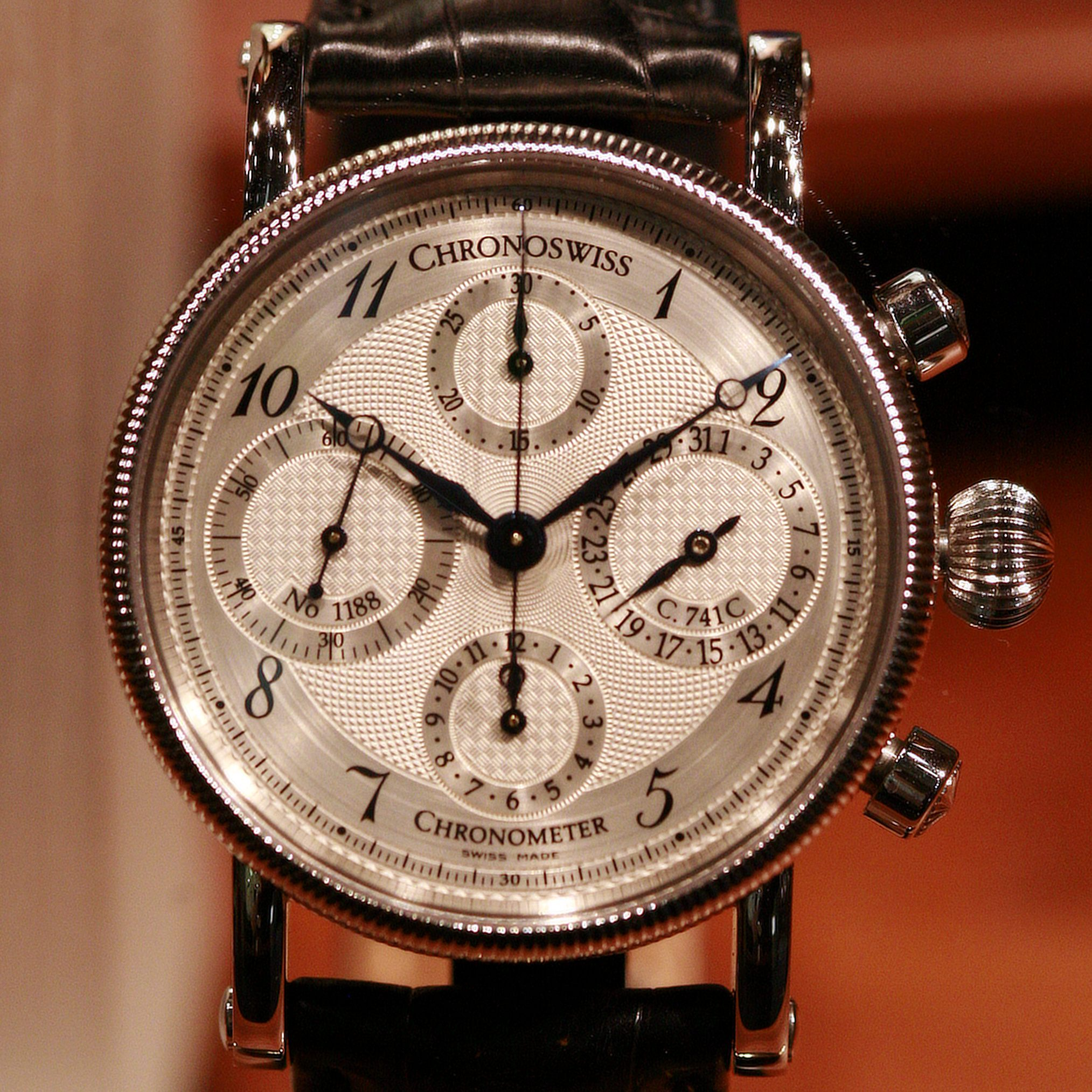 a] chronoswiss クロノスイス Chronoswiss - anoword : Search - Video ...