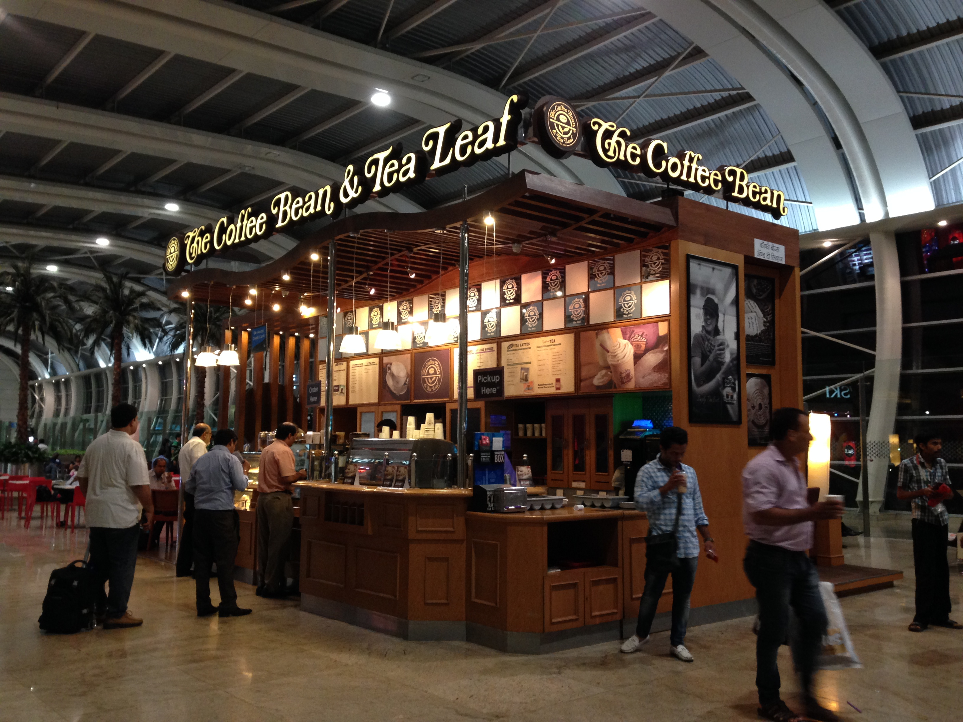 File Coffee Bean Tea Leaf Mumbai Airport Jpeg Wikimedia