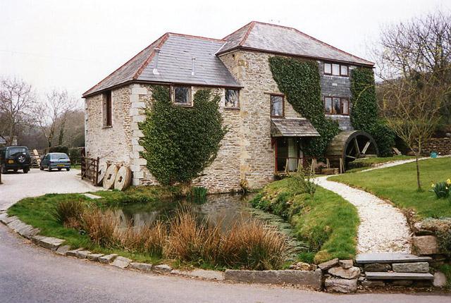 Colan, Melancoose Mill - geograph.org.uk - 94646