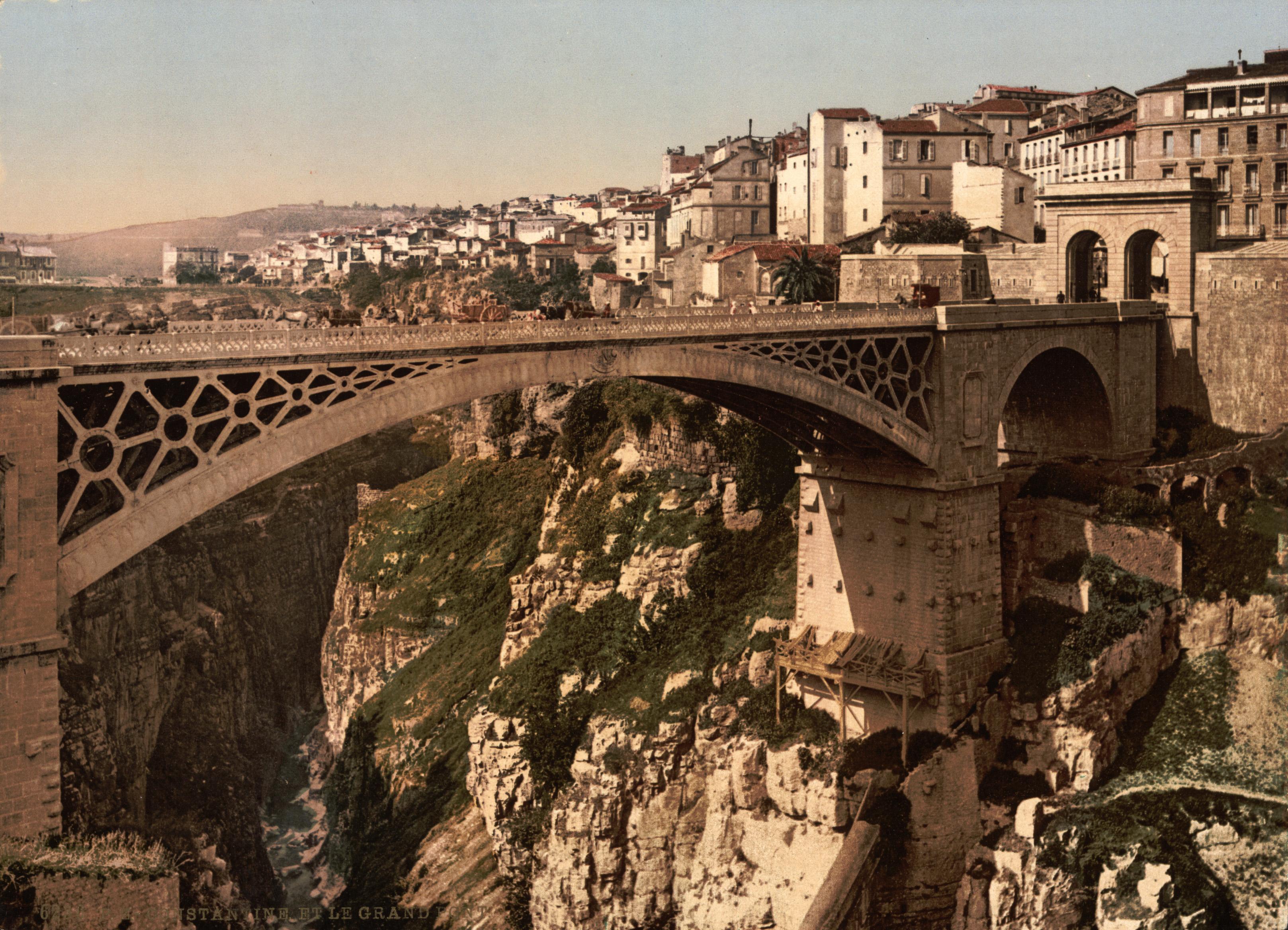 Constantine Algeria  City new picture : Fichier:Constantine, Algeria, ca. 1899 — Wikipédia