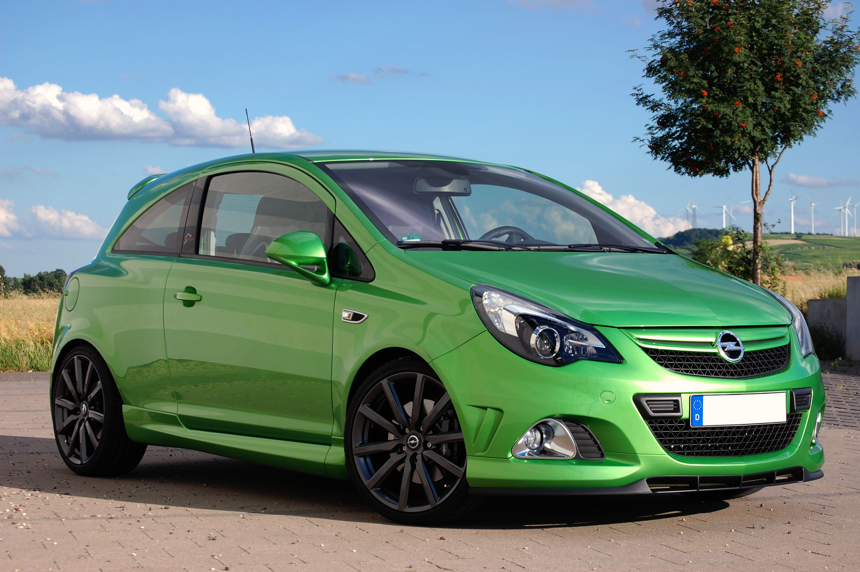opel corsa opc nurburgring edition wiki. Black Bedroom Furniture Sets. Home Design Ideas