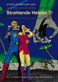 Cover:StrahlHelden erstellt von Ernst Wurdack
