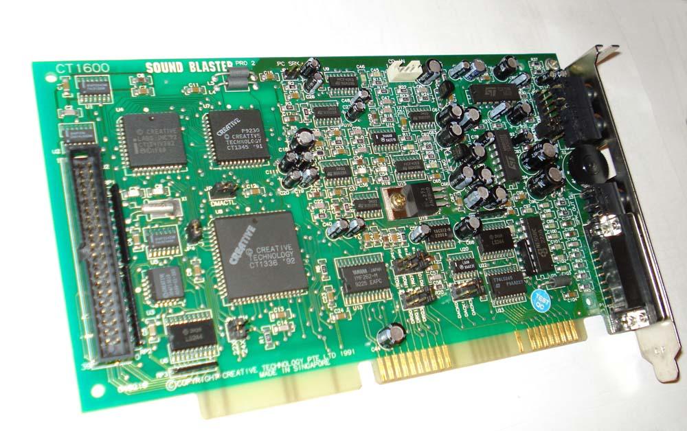 creative emu10k1 sb live audio processor pci driver