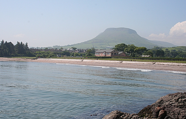 File:Cushendall Beach - geograph.org.uk - 467693.jpg