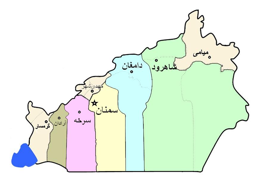 شهرستان شاهرود