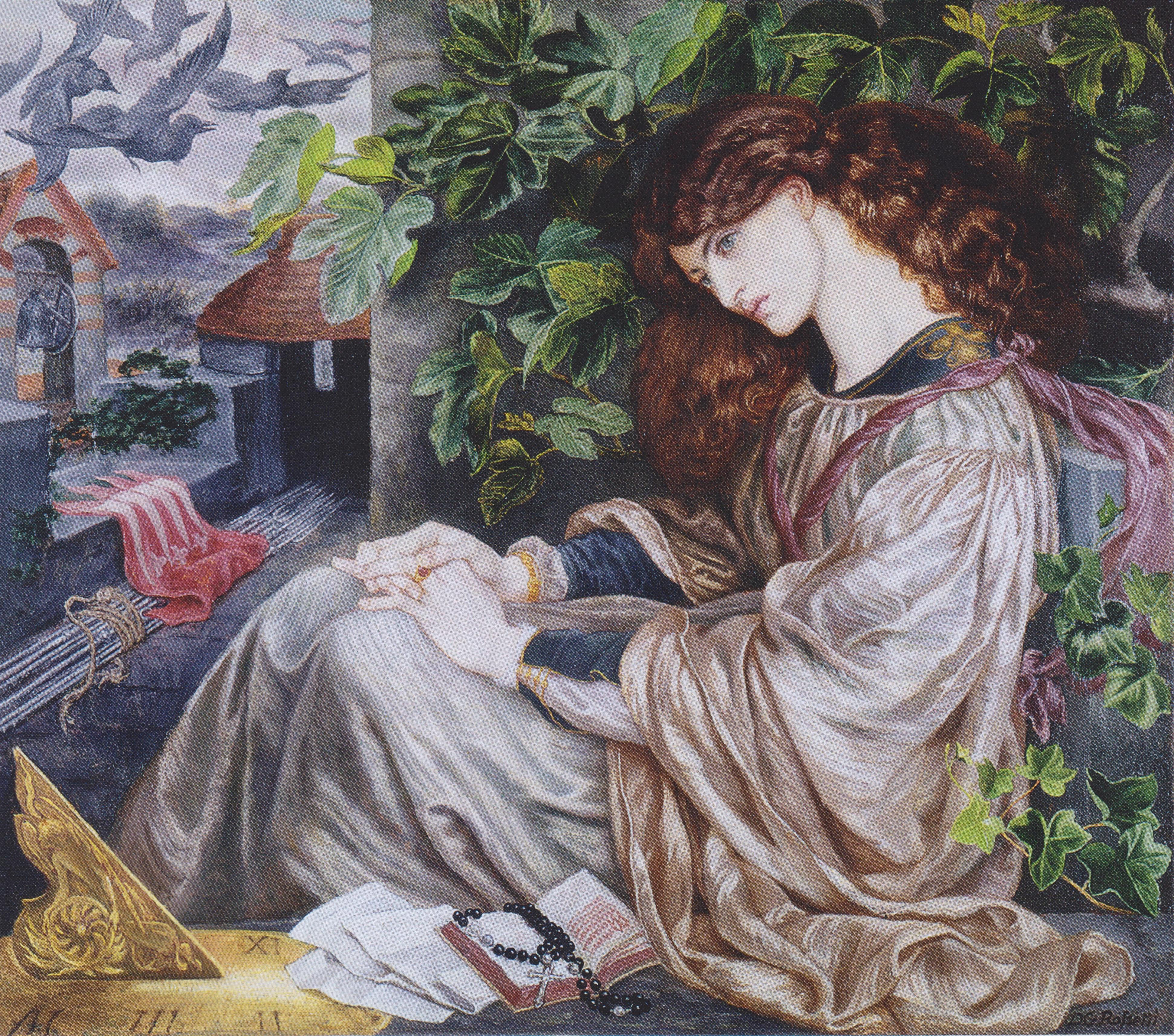 Dante Gabriel Rossetti, La Pia de Tolomei