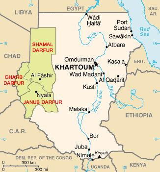 Darfur genocide   Wikipedia