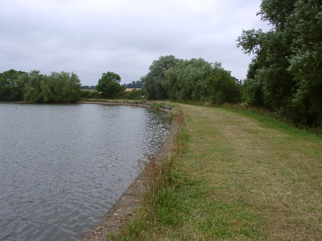 Denton Reservoir - geograph.org.uk - 30145