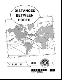 distance between ports