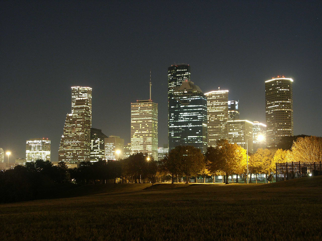 Downtown Houston 7