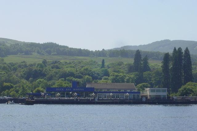 Duck Bay Marina >> File Duck Bay Marina Geograph Org Uk 309271 Jpg