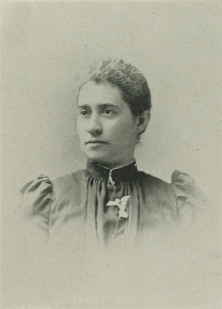ELLA BAGNELL KENDRICK A woman of the century (page 443 crop).jpg