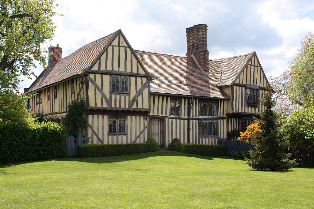 File Elizabethan House Croxton Geograph Org Uk 1874108 Jpg Wikimedia Commons