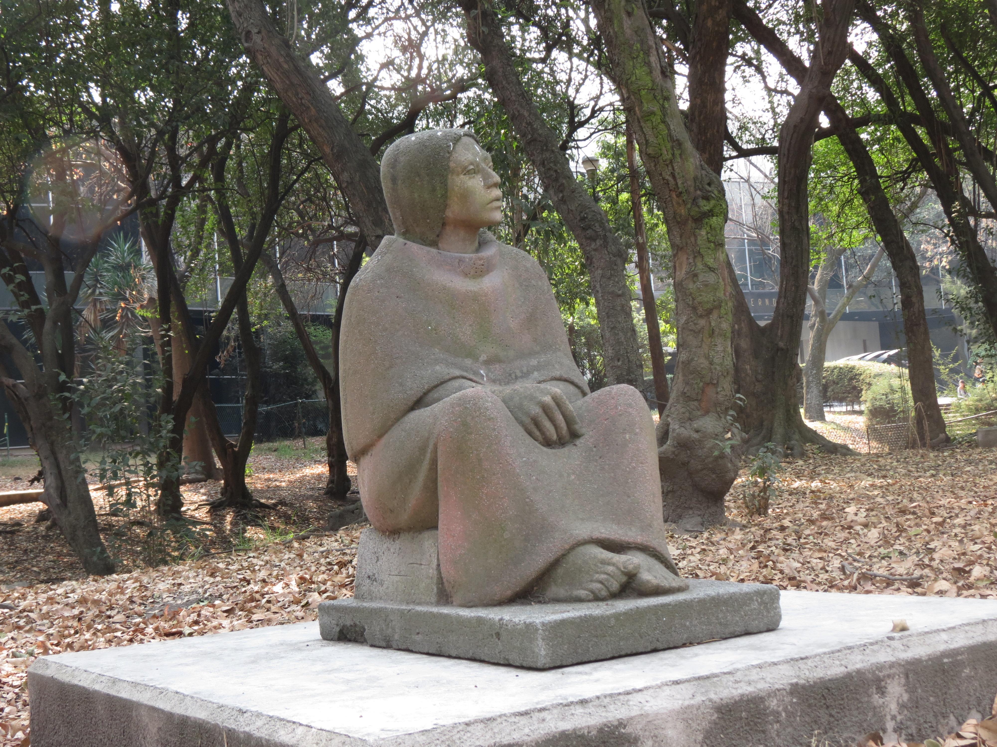 File esculturas en el jard n del museo de arte moderno de for Esculturas en jardines