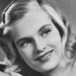 Eva Henning ca. 1940'ere.