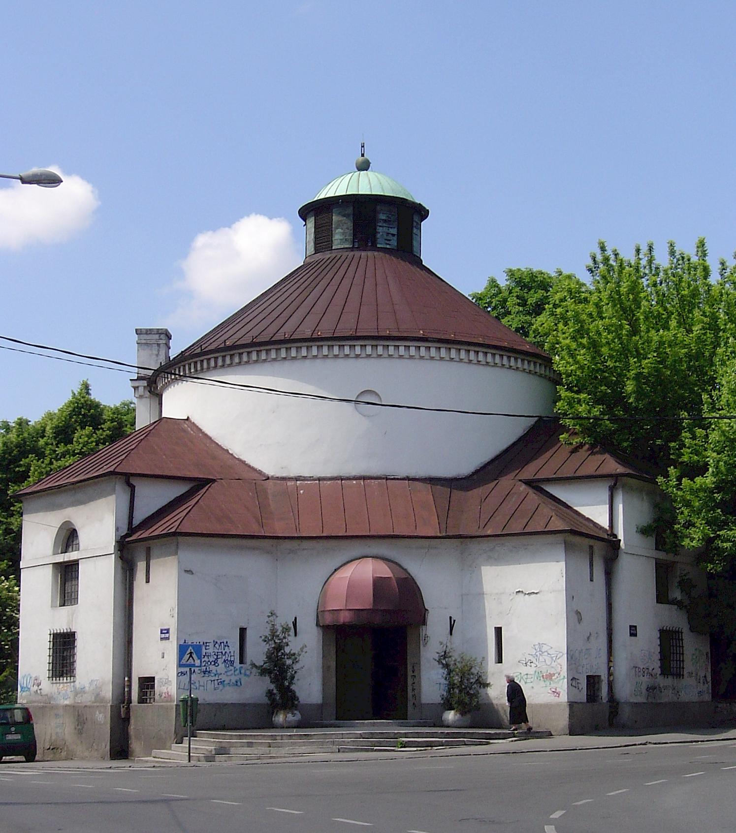 Crkva u Zemunu Evangelistička Crkva u Zemunu