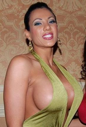 Sexy naked boob grab sex